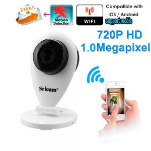 Camara Ip wifi hd Sricam