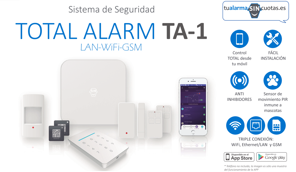 Photo of Análisis Total Alarm TA-1
