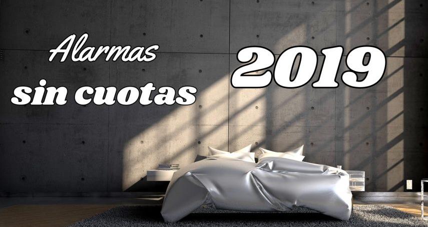 Photo of Las mejores alarmas sin cuotas del 2019