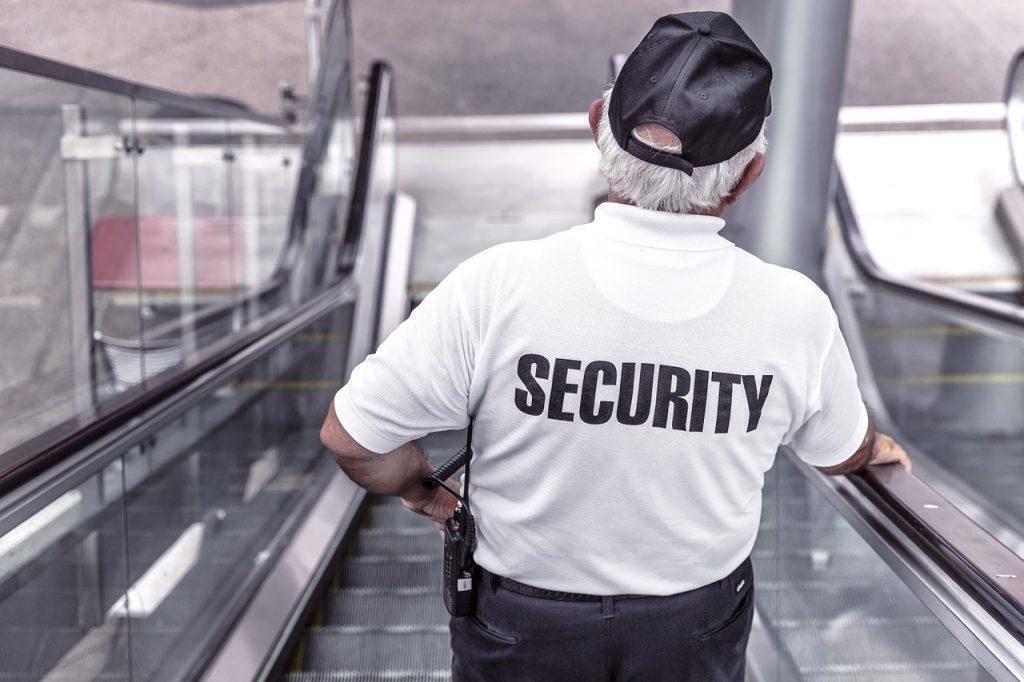 Agente de securidad