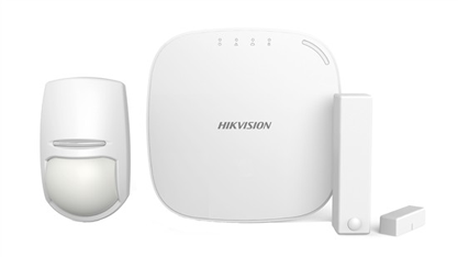 hikvision axhub kit
