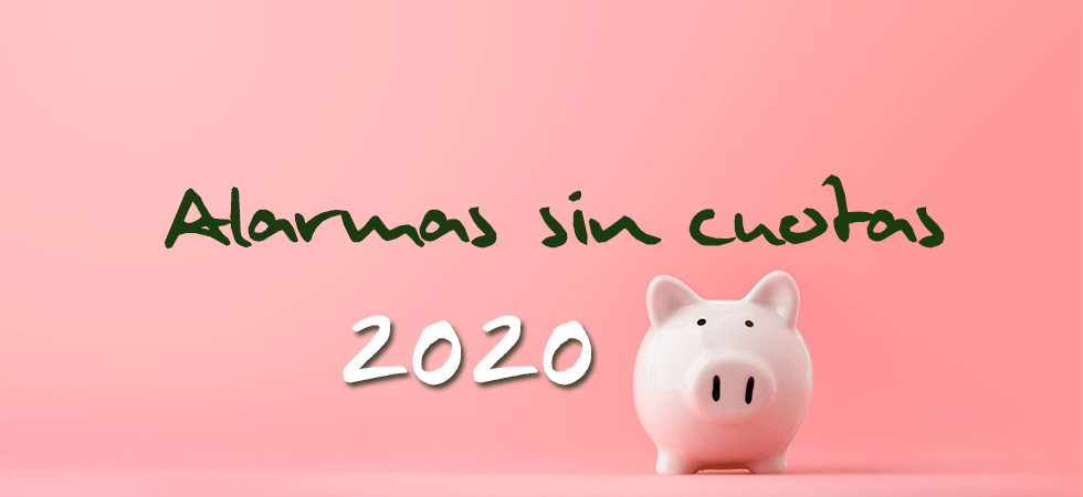 Photo of Aquí tienes las mejores alarmas sin cuotas del 2020