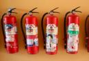 como instalar extintor