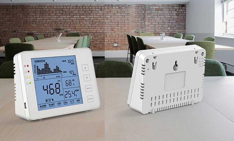 Dispositivo CO2